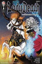 Coffin Comics's Lady Death: Scorched Earth Issue # 1