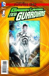 DC Comics's Green Lantern: New Guardians - Futures End Issue # 1