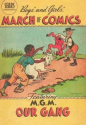 Western Printing Co.'s March of Comics Issue nn (# 3)-b