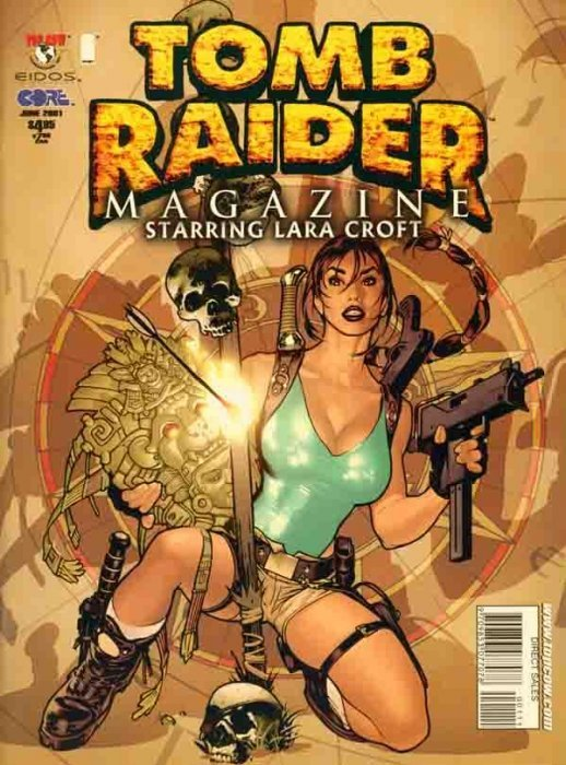 tomb raider porn comics