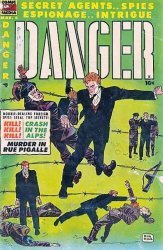 Allen Hardy Associates's Danger Issue # 8