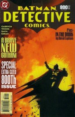 DC Comicss Detective Comics Issue 800