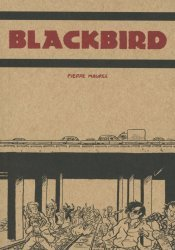 Conundrum Press's Blackbird Soft Cover # 1