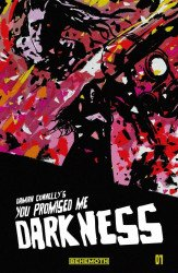 Behemoth Entertainment LLC's You Promised Me Darkness Issue # 1d