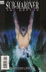 Marvel Knights's Sub-Mariner: The Depths Issue # 5