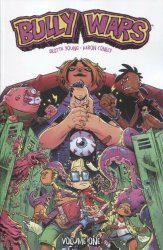 Image Comics's Bully Wars TPB # 1