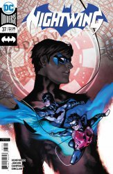 DC Comics's Nightwing Issue # 37b