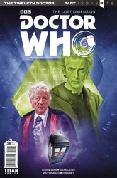 Titan Comics's Doctor Who: 12th Doctor - Year Three Issue # 8b