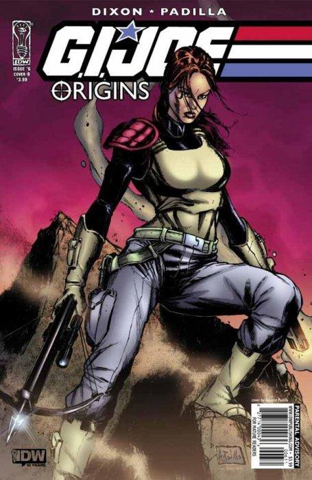 IDW Publishings GI Joe Origins Issue 6b