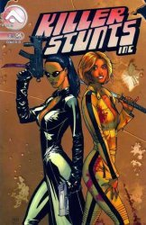Alias Enterprises, LLC's Killer Stunts, Inc. Issue # 4b