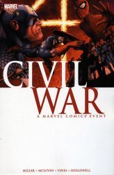 Marvel Comics's Civil War TPB # 1