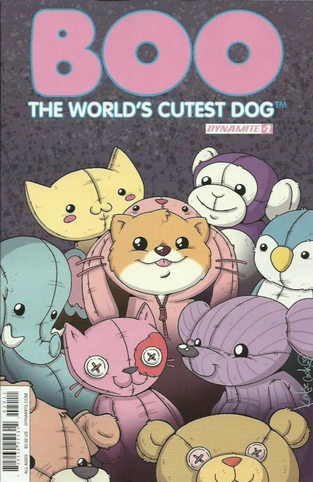 Cool Boo Army Adorable Dog - dynamite-entertainment-boo-worlds-cutest-dog-issue-2  You Should Have_32218  .jpg