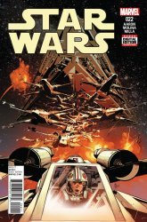 Marvel's Star Wars Issue # 22