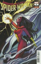 Marvel Comics's Spider-Woman Issue # 5s