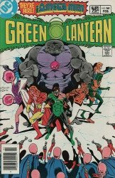 DC Comics's Green Lantern Issue # 161b