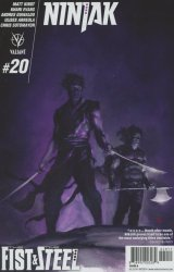 Valiant Entertainment's Ninjak Issue # 20