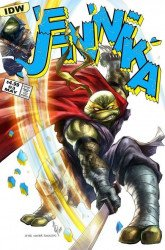 IDW Publishing's Teenage Mutant Ninja Turtles: Jennika Issue # 3frankies/gac