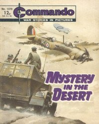 D.C. Thomson & Co.'s Commando: War Stories in Pictures Issue # 1370