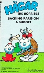 Tor Books's Hagar the Horrible: Sacking Paris on a Budget Soft Cover # 1