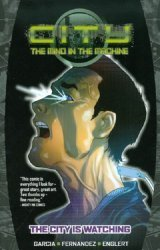 IDW Publishing's City: The Mind in the Machine TPB # 1