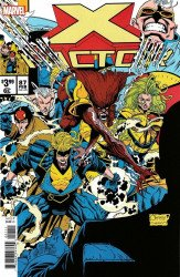 Marvel Comics's X-Factor Issue # 87facsimile