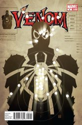 Marvel Comics's Venom Issue # 5