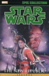 Marvel Comics's Star Wars Legends: Epic Collection - New Republic TPB # 3