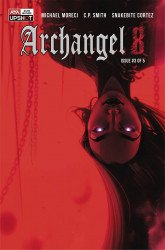 Artists Writers & Artisans's Archangel 8 Issue # 3