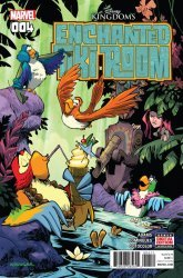 Marvel Comics's Disney Kingdom's Enchanted Tiki Room Issue # 4