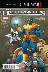 Marvel Comics's The Ultimates Issue # 7