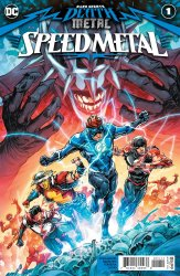 DC Comics's Dark Nights: Death Metal - Speed Metal Issue # 1