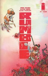 Image Comics's Rumble Issue # 3
