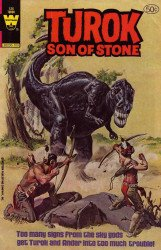 Whitman's Turok, Son of Stone Issue # 126