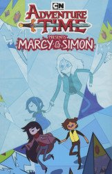KaBOOM!'s Adventure Time Presents: Marcy & Simon TPB # 1