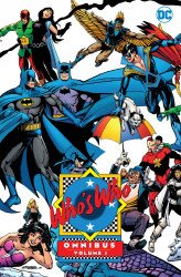 DC Comics's Whos Who: Omnibus Hard Cover # 1
