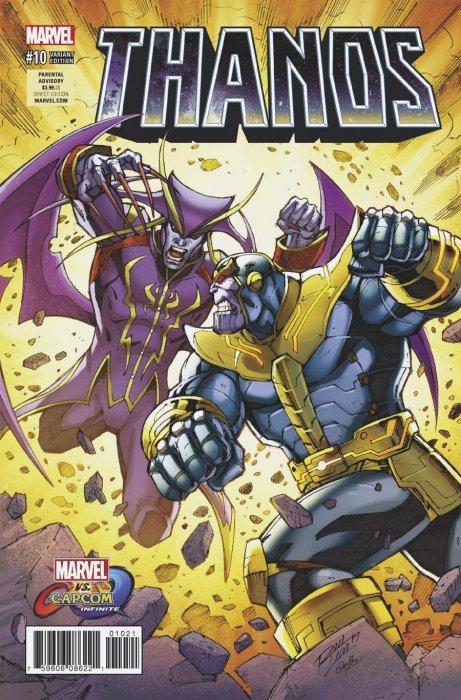 Thanos Issue # 1 (Marvel Comics)