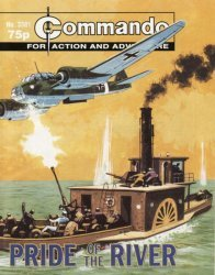 D.C. Thomson & Co.'s Commando: For Action and Adventure Issue # 3381