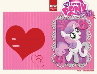 IDW Publishing's My Little Pony: Friendship is Magic Issue # 39b