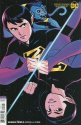 DC Comics's Wonder Twins Issue # 5b
