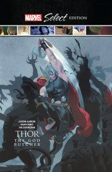 Marvel Comics's Thor: God of Thunder Hard Cover # 1a