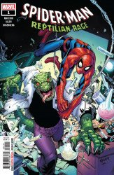 Marvel Comics's Spider-Man: Reptilian Rage Issue # 1