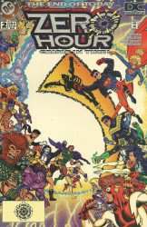 DC Comics's Zero Hour: Crisis in Time Issue # 2b