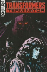IDW Publishing's Transformers vs Terminator Issue # 4