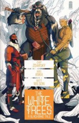 Image Comics's The White Trees Issue # 1