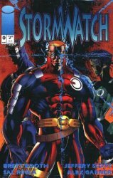 Image Comics's Stormwatch Issue # 0