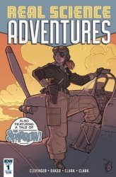 IDW Publishing's Atomic Robo Presents: Real Science Adventures Issue # 1