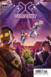 Marvel Comics's X-Factor Issue # 9