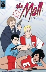 Scout Comics's The Mall Issue # 1