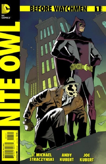 watchmen and book Amazoncom: watchmen (9781401245252): alan moore: books  there is definitely a lot to take in, as the book features stories within stories,.