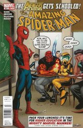 Marvel Comics's Amazing Spider-Man Issue # 661b